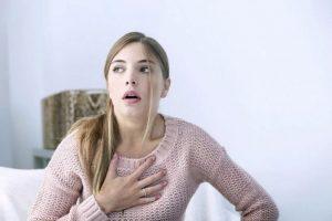 درمان تنگی نفس